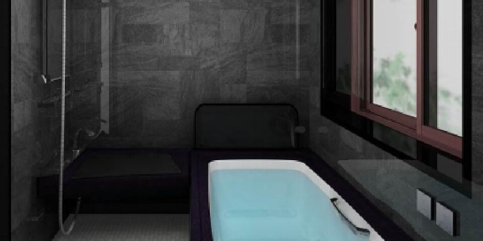 スパージュ浴室