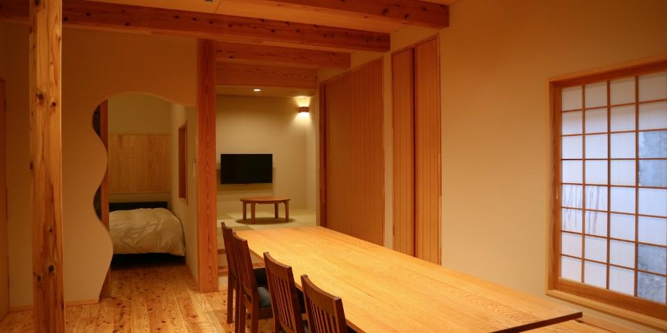 三世代向け特別室 完成予定イメージ