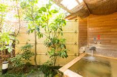 泉の間 お風呂