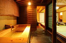 水仙の間 お風呂