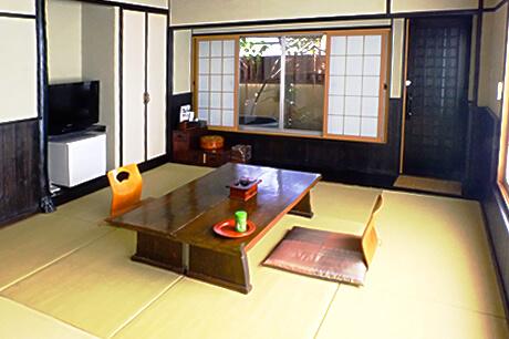 竹の間 お部屋