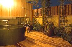竹の間 お風呂