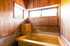 滝見の間 お風呂